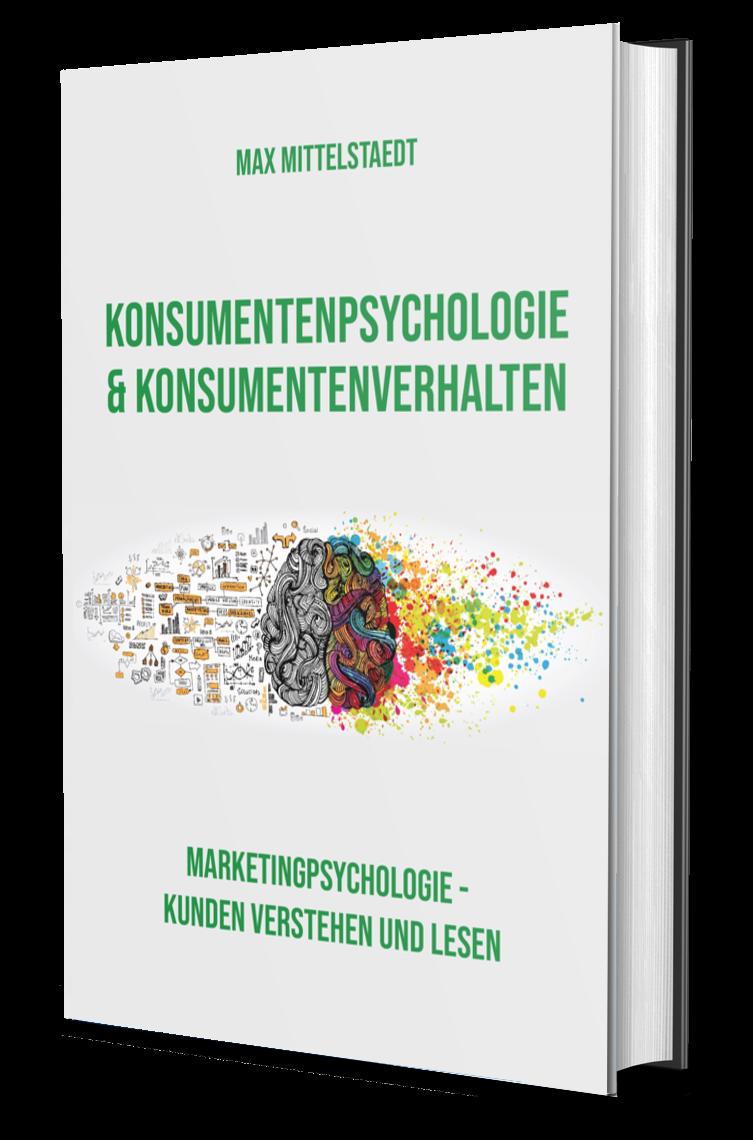Konsumentenpsychologie Konsumentenverhalten Buch