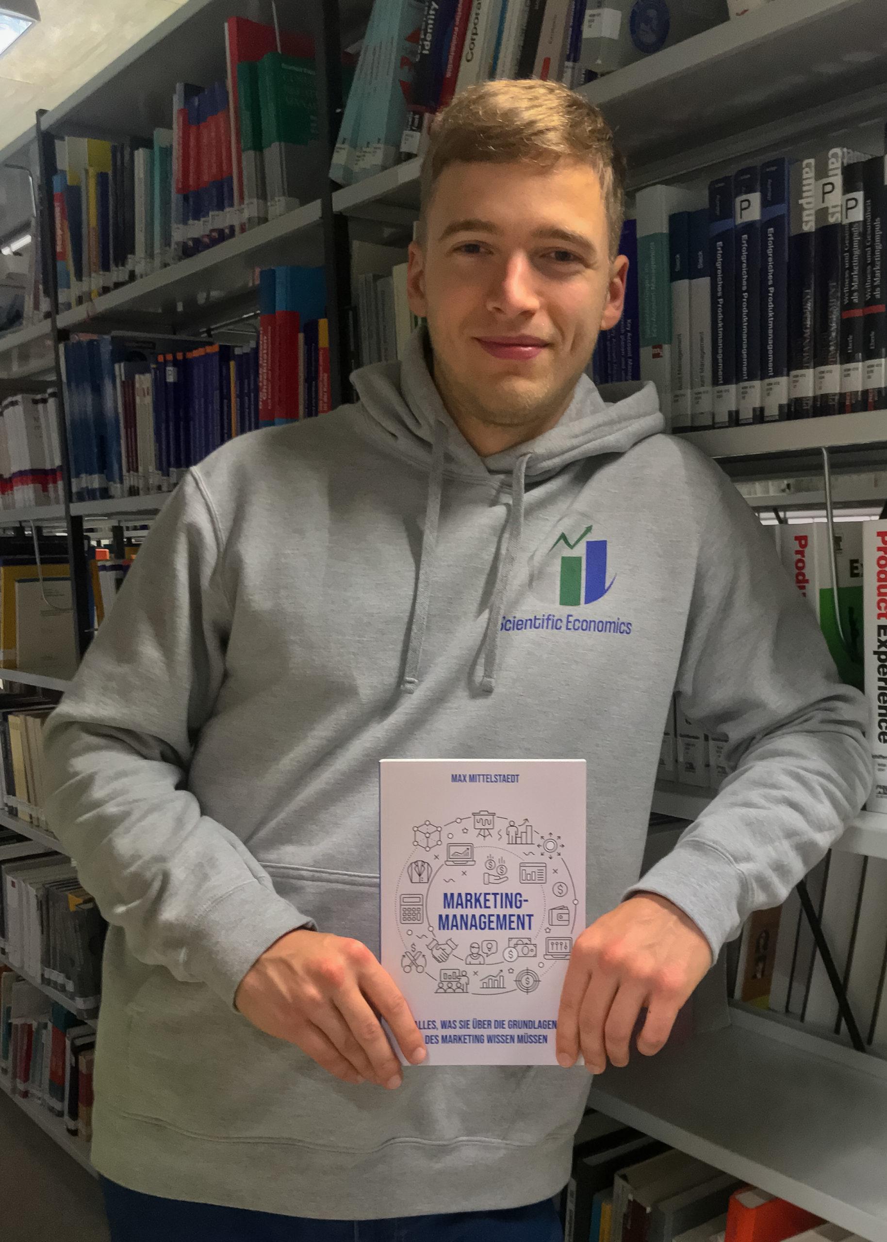 Max Mittelstaedt Autor