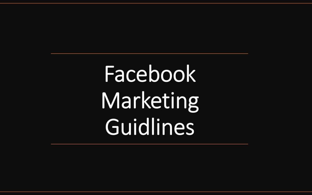 Facebook Marketing Leitfaden