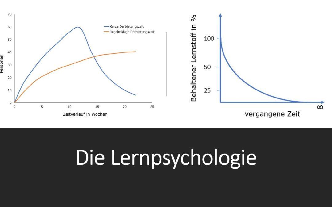 Die Lernpsychologie – Der Einfluss von Lernen im Marketing