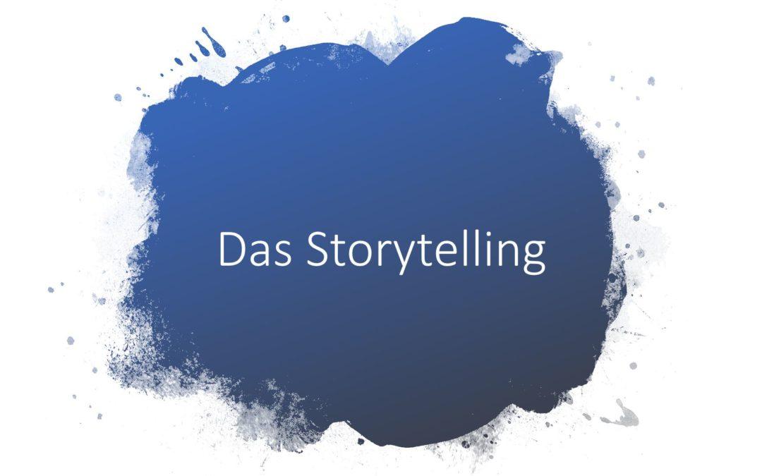 Das Storytelling: Welchen Einfluss Geschichten im Marketing haben.
