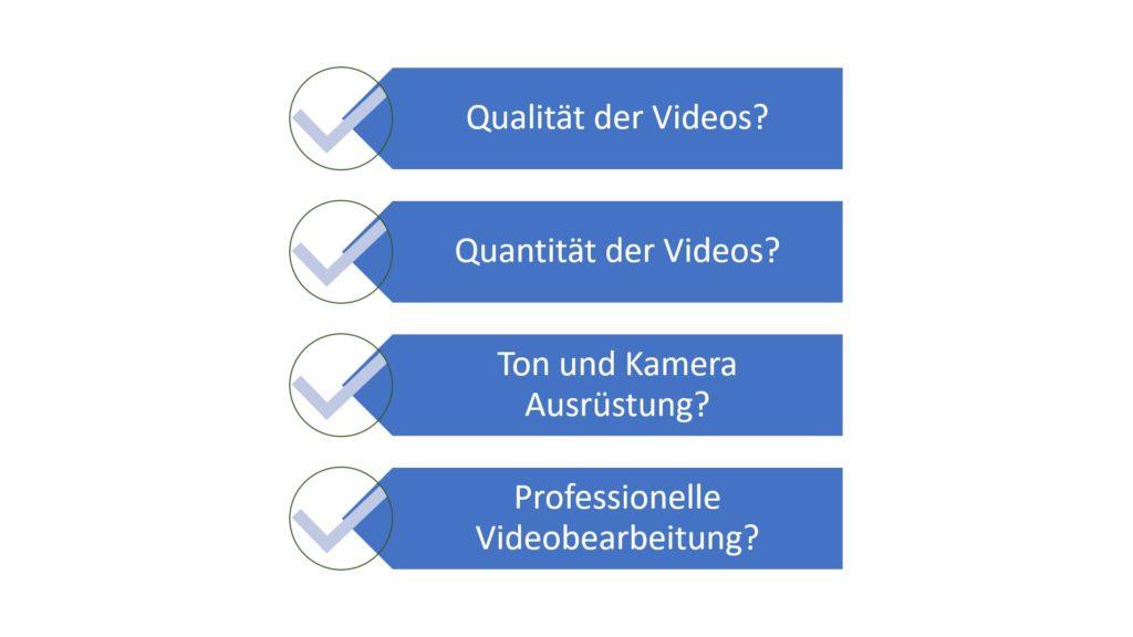 YouTube Upload Tipps Tricks