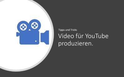 Was du beim Youtube-Video Upload beachten solltest