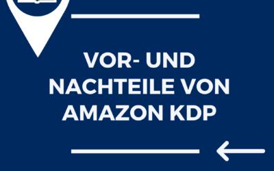 Meine Amazon KDP Erfahrungen