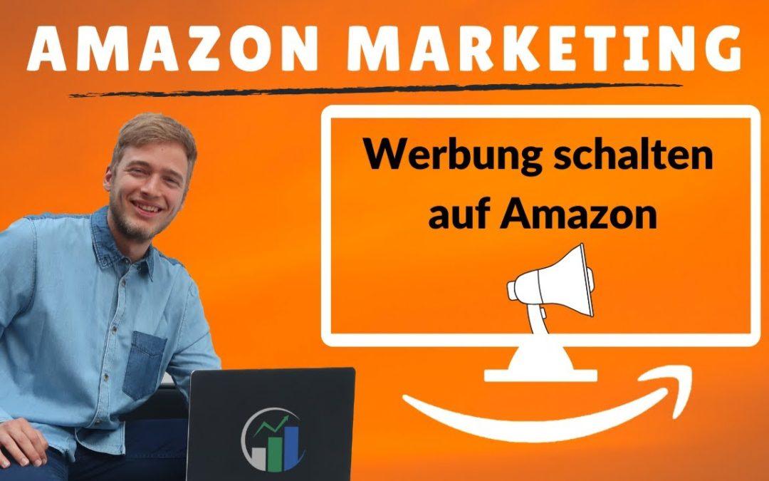 Amazon KDP Werbung schalten – Amazon PPC schalten – Werbemöglichkeiten auf Amazon einfach erklärt!