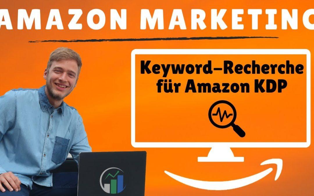 Keyword Recherche Amazon – kostenlose Keyword Analyse für Amazon am Praxisbeispiel