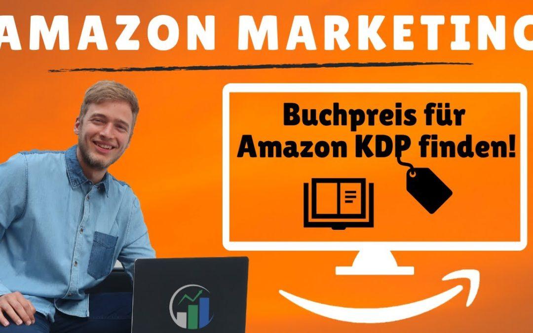 Buchpreis berechnen & kalkulieren – Buchpreis für Amazon KDP festlegen