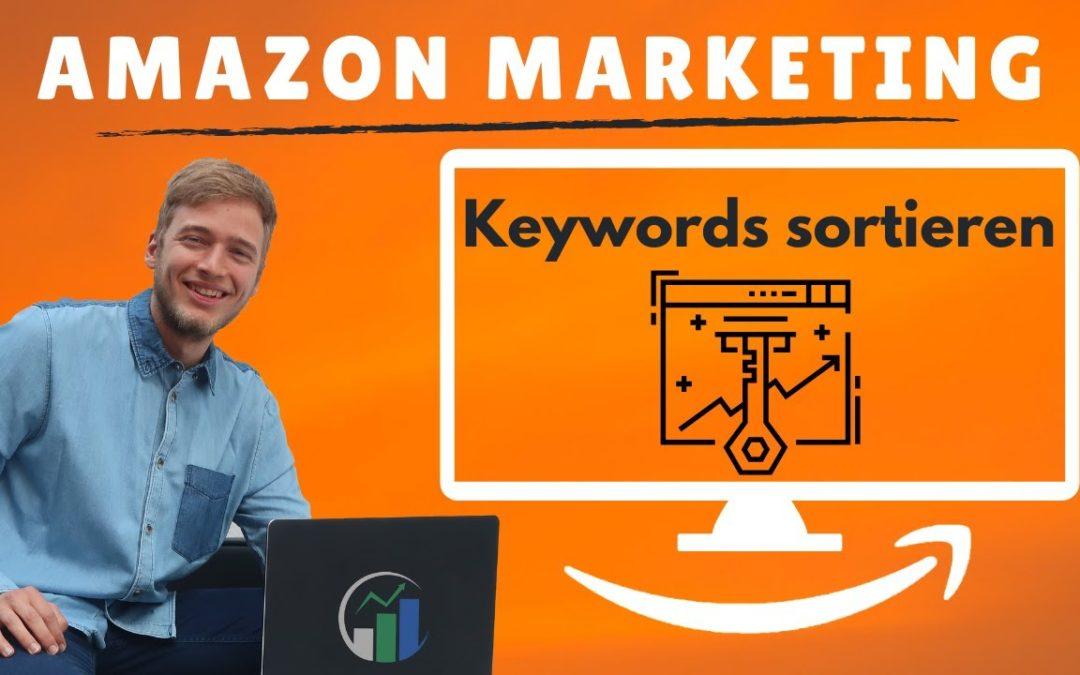 Amazon Suchbegriffe/ Keywords optimieren und auslesen. Wann auf Keywords bieten? (Amazon Marketing)