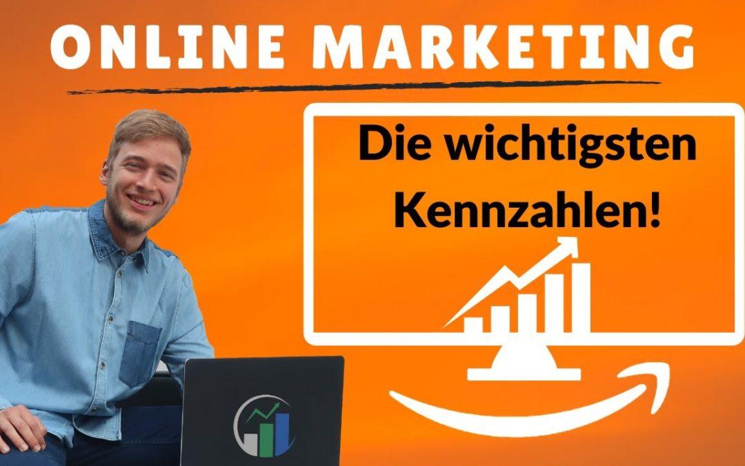 Kennzahlen Online Marketing I Auf welche Statistiken man im Amazon Marketing achten sollte!