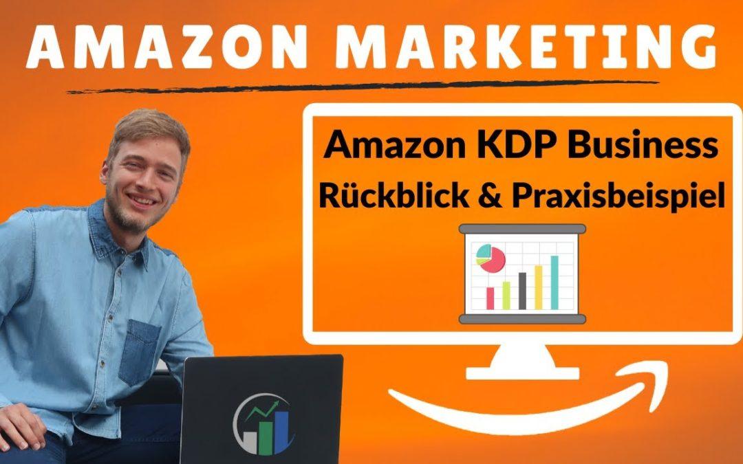 Amazon Kindle Business – Rückblick Amazon KDP mit Praxisbeispiel und Controlling – Gebote anpassen