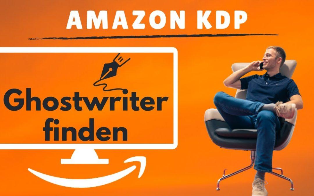 Ghostwriter finden – Du willst ein Buch schreiben lassen? Das sind die Möglichkeiten!