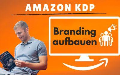 Branding als Experte oder Coach aufbauen mit Amazon KDP und einem Author Central Profil