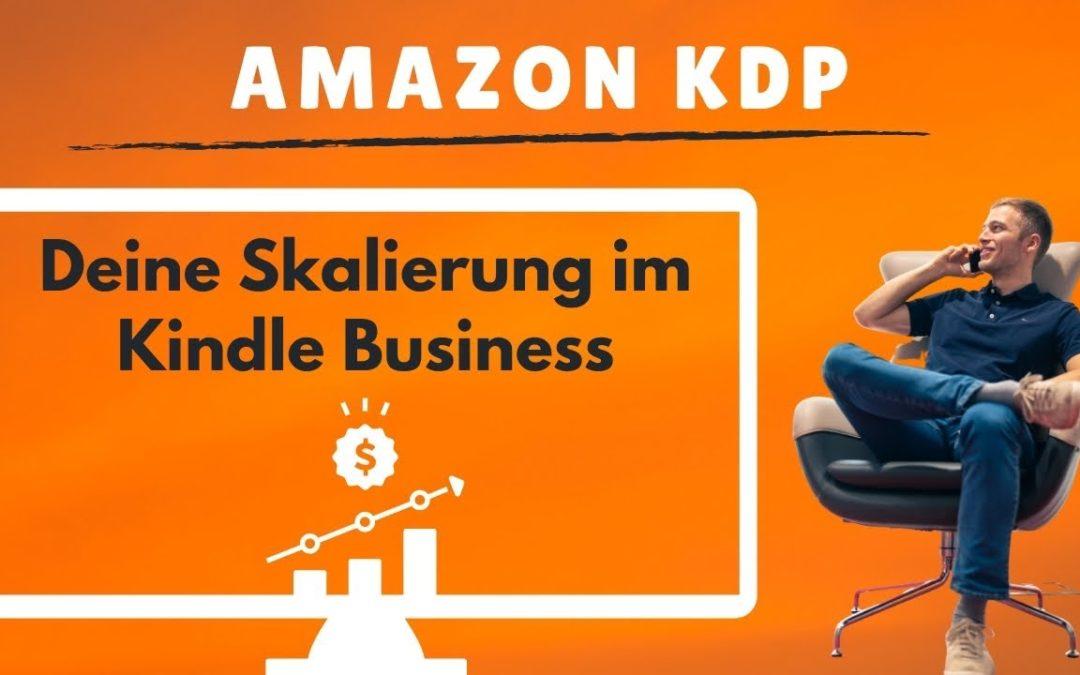 Amazon KDP Einnahmen steigern: 4 Möglichkeiten, wie du mehr Verkäufe mit Amazon KDP erzielen kannst!