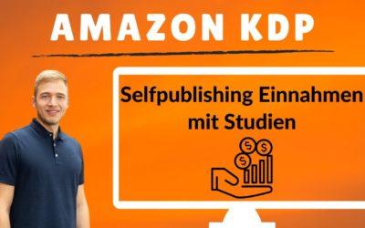 Amazon KDP Einnahmen – Was ist wirklich im Amazon Business möglich? Self-Publishing Einnahmen Studie
