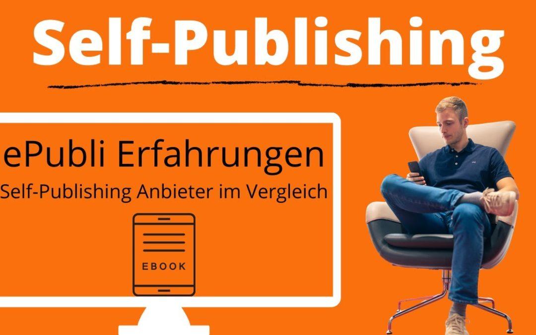 epubli Erfahrungen – Meine Einschätzung zu Neopubli – Self Publishing Anbieter im Vergleich