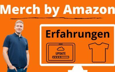 Merch by Amazon Erfahrung – Merch by Amazon Anleitung zu den neuen Updates (Marketing, Tier Up, …)