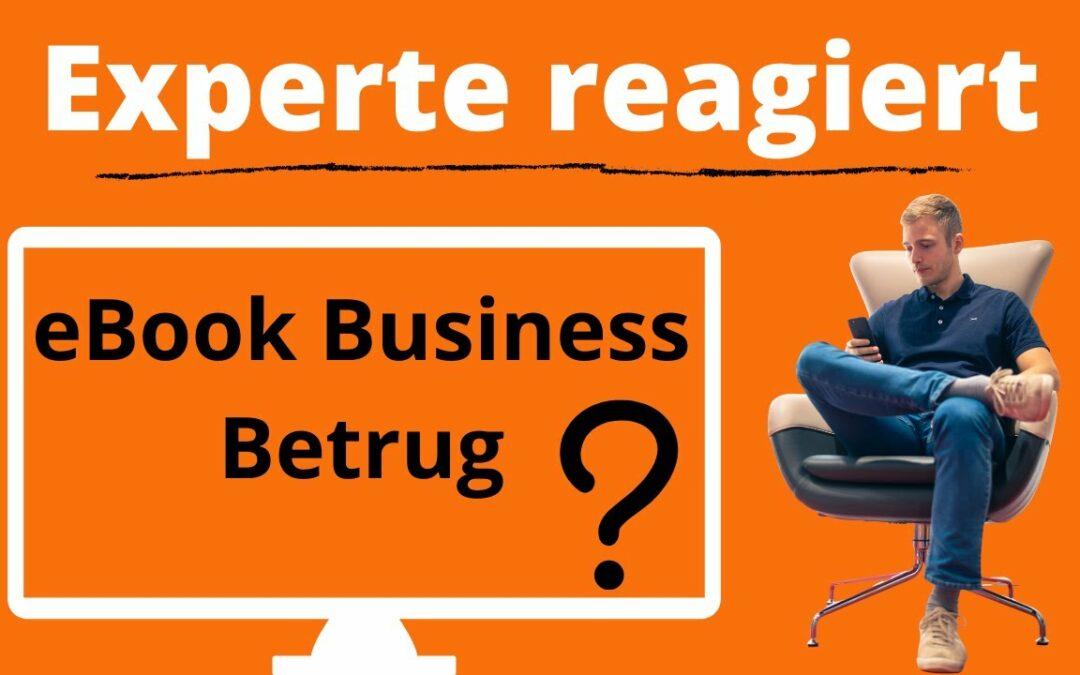 Amazon KDP Business-Betrug mit eBooks von Ultralativ – Ich reagiere auf Kindle Business Erfahrung